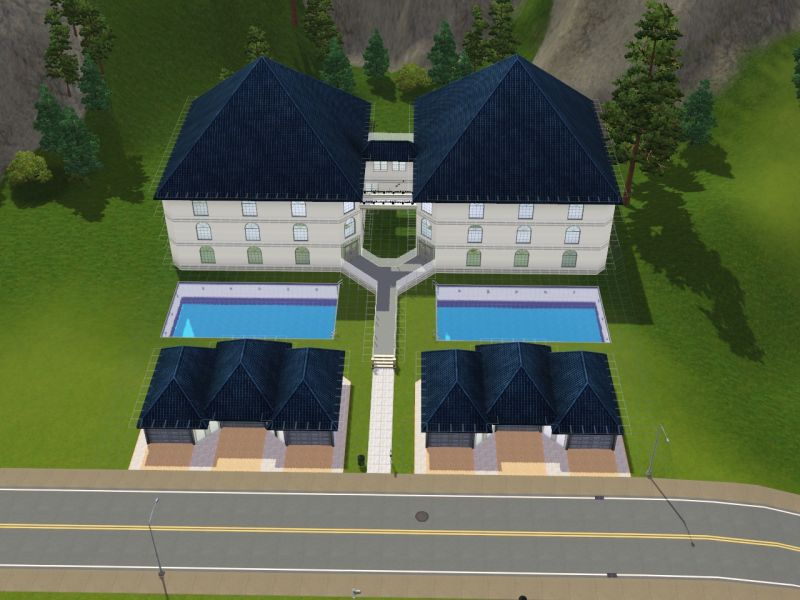 Sims 3 modding for Sims 3 cuisine moderne